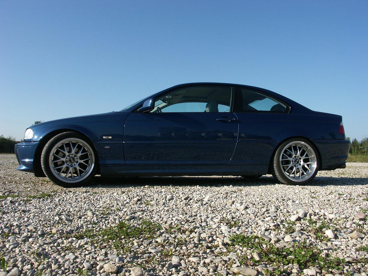 BMW Coupe - einzigartige Fahrerlebnis